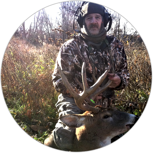 Bill Vale, Master Bow Hunter, Pressured Deer Pro