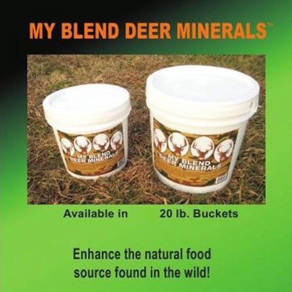 My Blend Deer Minerals