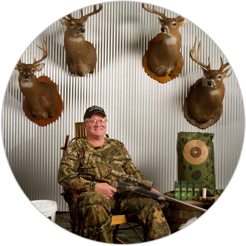Whitetail Master - Randall Staggs - pressured deer pro circle of masters